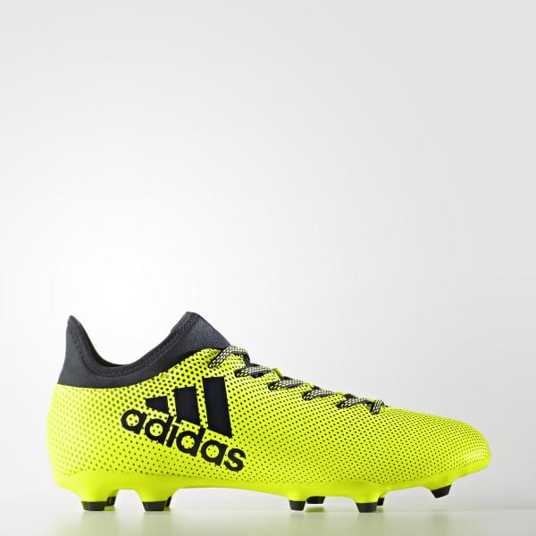 Adidas 3 X Firme Amarillo De 17 Fútbol Terreno Mexico Calzado q6pOwqrU