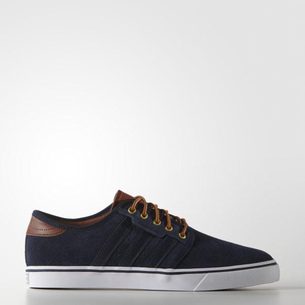 Seeley Canada Hommes Adidas Shoes Blue 4pn7waOq