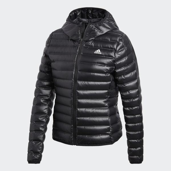 Adidas Varilite Imbottita Italia Nero Hooded Giacca x1zqwfAT