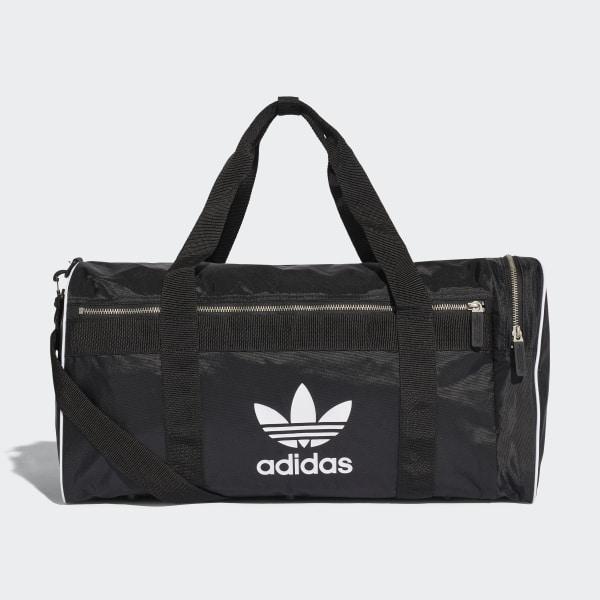 Adidas Duffel Negro Grande Viaje De Mexico Bolsa OOnq4waUR