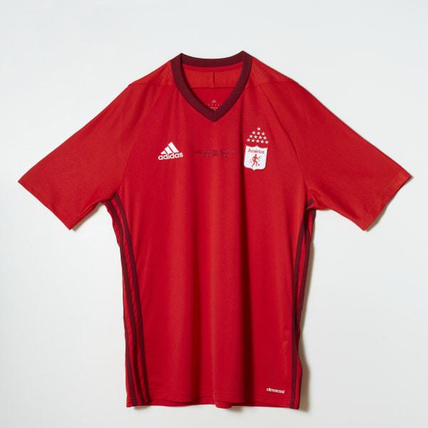 Rojo América Colombia Local Adidas Camiseta De Cali zO0wXq7