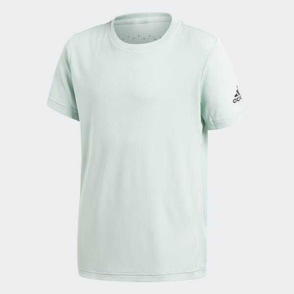 Adidas Uk Training Tee Climachill Green lFuTKc15J3