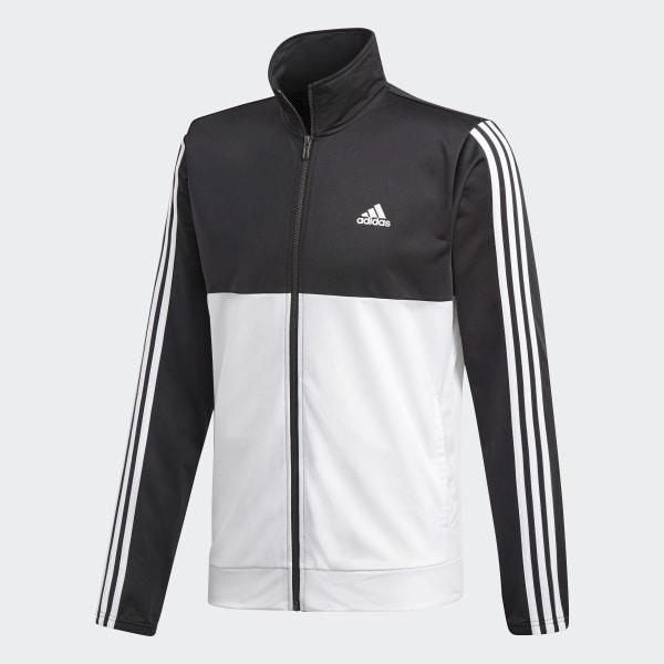 Adidas 3 Basics Nero Italia Stripes 2 Back Tuta xHqg64Zq