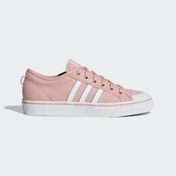 Pink Adidas Nizza Shoes Nizza Adidas Us T7Tq4