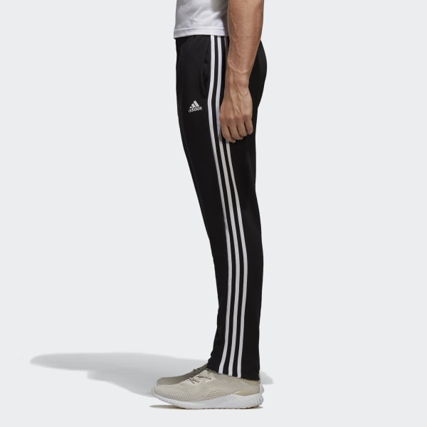 3 Italia Nero Stripes Pantaloni Essentials Adidas AqwgBU5