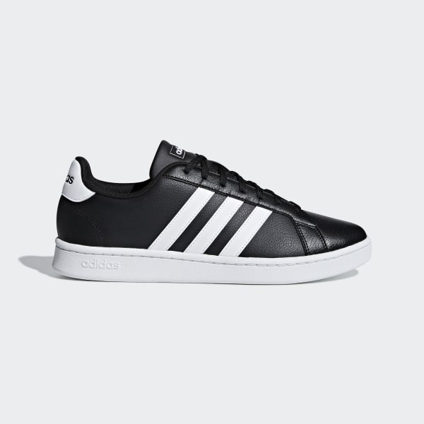 BlackCanada Adidas Grand Adidas Adidas Grand BlackCanada Grand Shoes Court Shoes Court 0wvmnON8