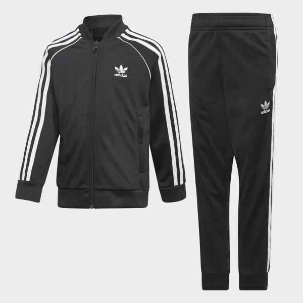 Chile Conjunto Y Chaqueta De Negro Sst Adidas Pantalón AHwBgqAp
