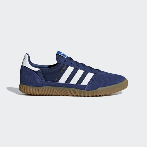 Blue Adidas Us Indoor Super Shoes rSwtOSq