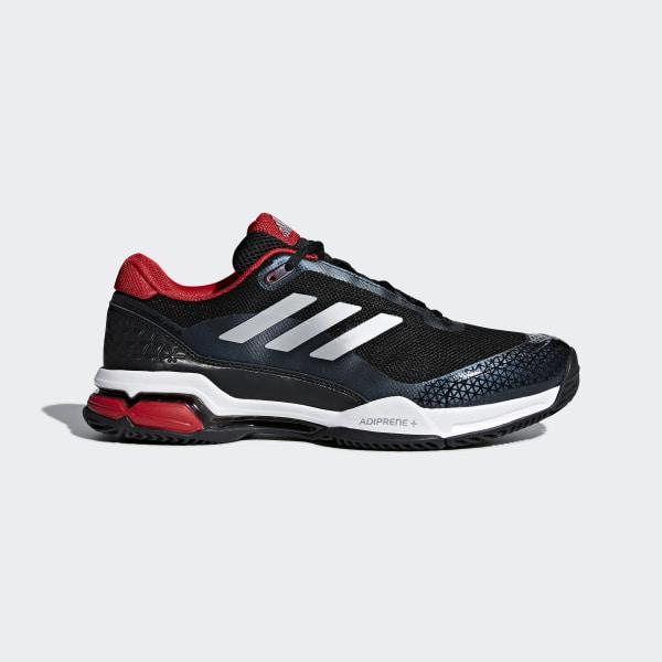 Adidas Italia Nero Scarpe Club Barricade twUqt6PR
