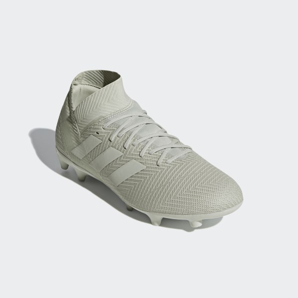 Firm Ash 18 Da Db2110 3 Calcio Tint Silver Scarpe Ground Nemeziz White w7BXH7xS
