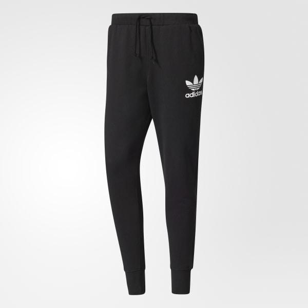 Negro Pantalón Adidas Cuffed Originals Fashion Argentina HIqqZFdw