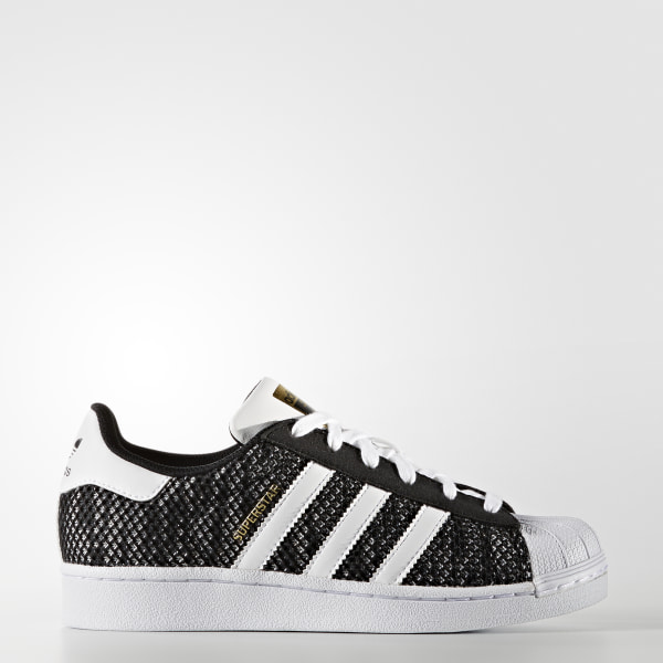 official photos 3c705 6841e Adidas Superstar Niños Originals Peru Negro Zapatillas FHqIn
