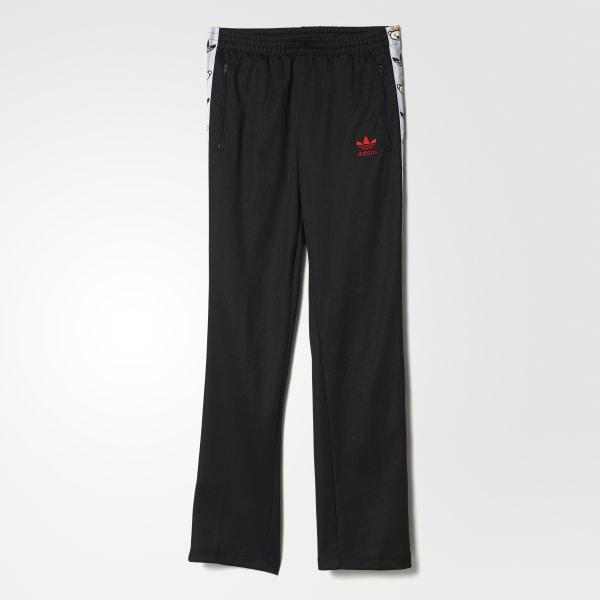 Negro Originals Bear Colombia Retro Adidas Pantalón waq5xOcIg