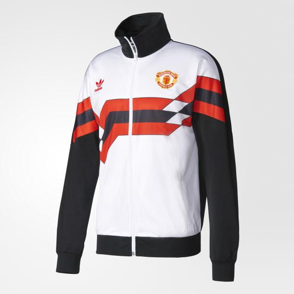 Colombia Chaqueta Manchester Fc United Blanco Adidas CBvXzwqq
