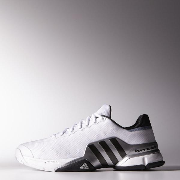 Barricade Blanco Adidas De Zapatillas Multisuperficie Tenis 2015 twFzTxqF