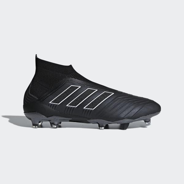 Seco De Natural 18 Adidas Bota Predator Fútbol Negro Césped PYwndqZ