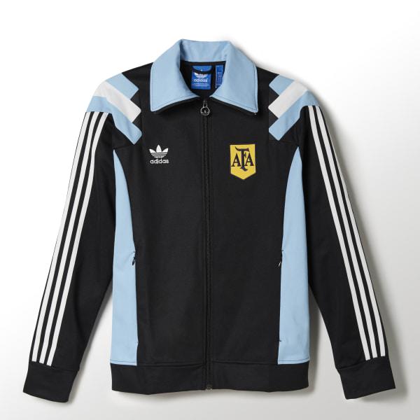 De Chaqueta Negro Argentina Adidas Colombia Sudadera dT0Bw5qqx