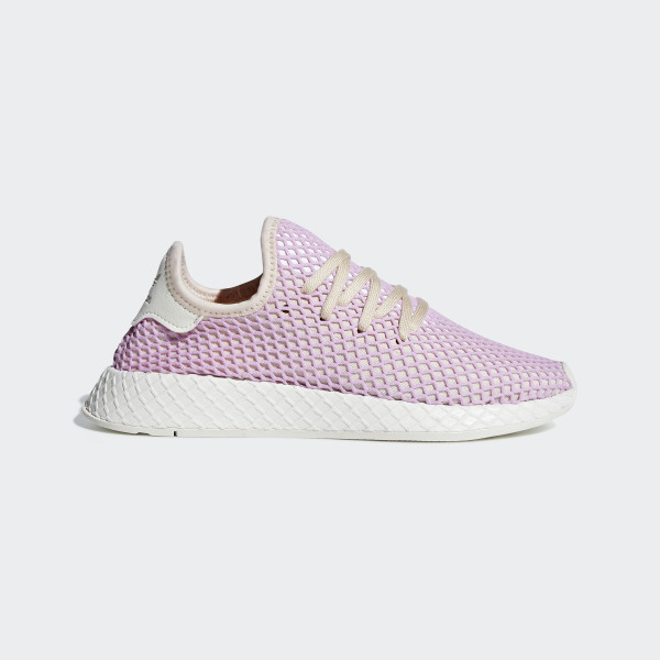 the best attitude 4dd95 49d16 Zapatilla Deerupt Purple  Linen  Clear Lilac B37600