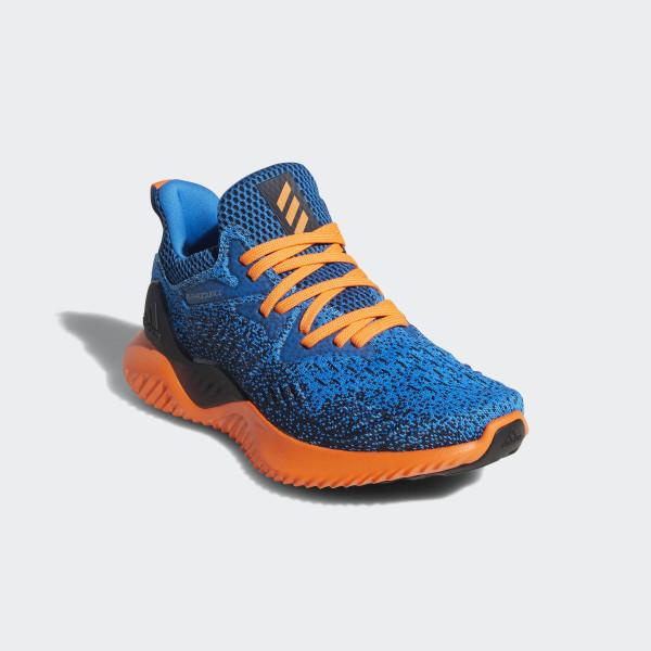 free shipping 17e38 b2e5d Alphabounce Beyond Shoes Bright Blue Hi-Res Orange  Legend Ink B42280  pick up 7648b cdb3b adidas Alphabounce EM M ... 321212df53