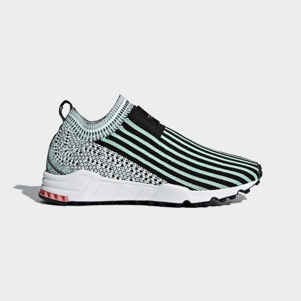 various colors a4c98 ecd48 EQT Support Sock Primeknit Shoes Core Black  Clear Mint  Ftwr White B37530