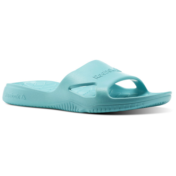 b3f14d64e41 buy reebok kobo h2out blue slippers for men factory outlets d87fc ...