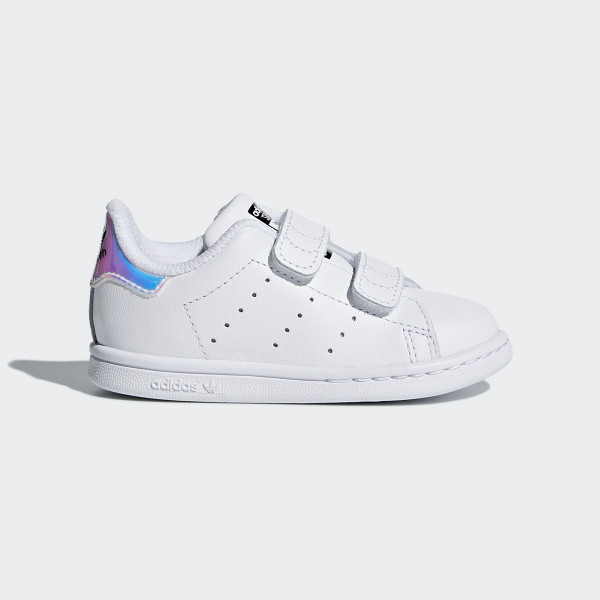b6bbe9739e43 Stan Smith Shoes White   Metallic Silver   Ftwr White AQ6274