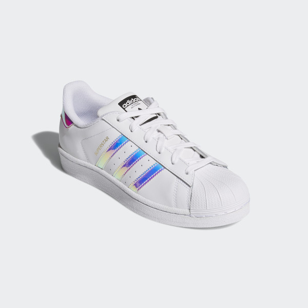 Superstar Shoes Cloud White / Cloud White / Metallic Silver AQ6278