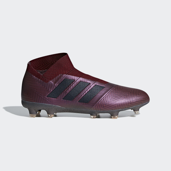pretty nice 4c130 b98b9 Nemeziz 18+ Firm Ground Fotbollsskor Collegiate Burgundy   Legend Ink    Maroon DB2073