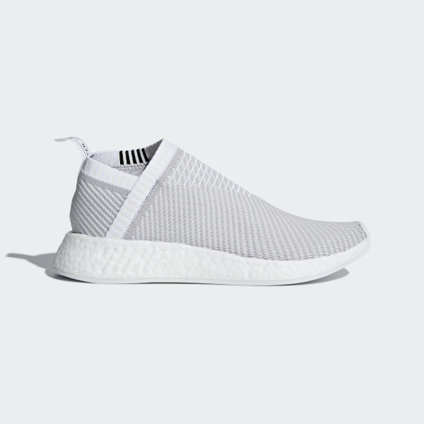 NMD CS2 Primeknit Shoes Ftwr White   Grey Two   Core Black D96743 b2060a0d987