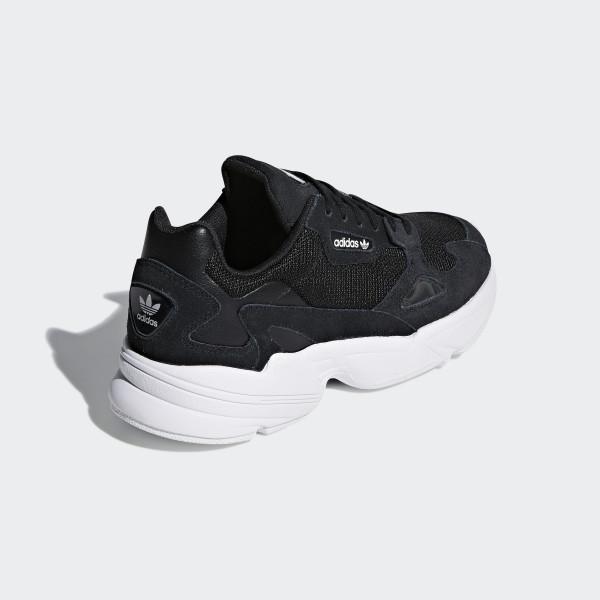 Adidas Falcon Shoes Black Adidas Us