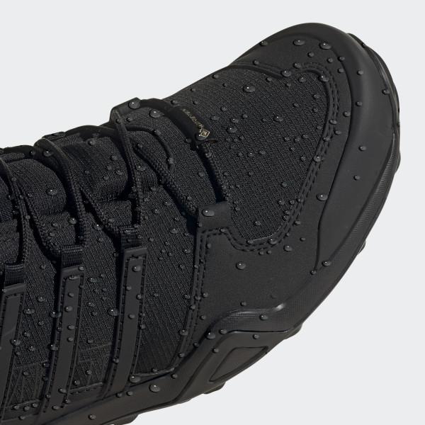 Terrex Swift R2 Mid GTX Shoes Core Black   Core Black   Core Black CM7500 d2b223e76