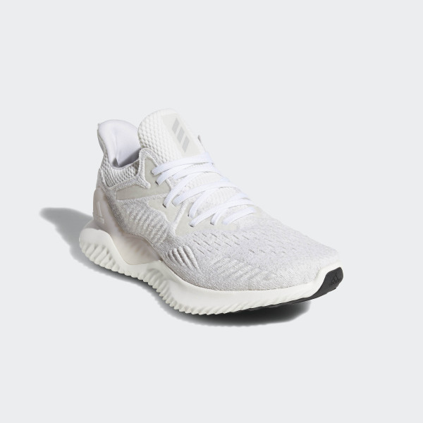 Alphabounce Beyond Shoes Cloud White / Grey / Grey B76048