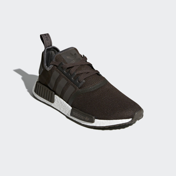 NMD_R1 Shoes Trace Grey Metallic / Trace Grey Metallic / Cloud White CQ2412