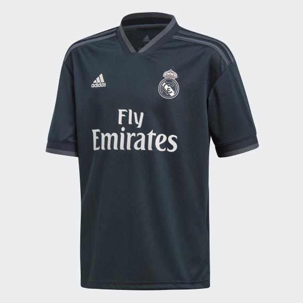 95f69d7dc518e Real Madrid Away Jersey Tech Onix   Bold Onix   White CG0570