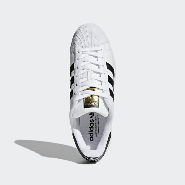 Superstar Shoes Cloud White / Core Black / Cloud White C77124