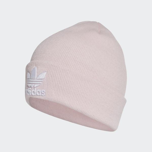 Trefoil Beanie Clear Pink DH4299 f066f4b91bf