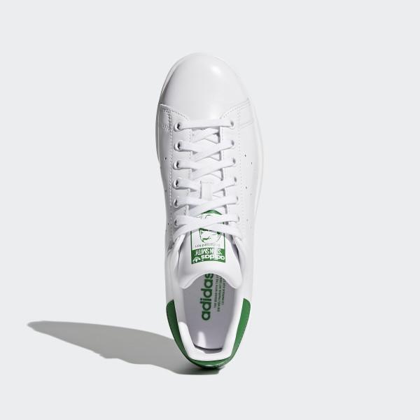 Stan Smith Shoes Cloud White / Core White / Green M20324