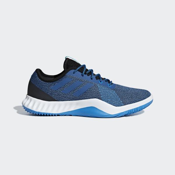 sale retailer 0fe22 dc1c0 Crazytrain LT Schuh Bright Blue  Bright Blue  Hi-Res Aqua DA8688