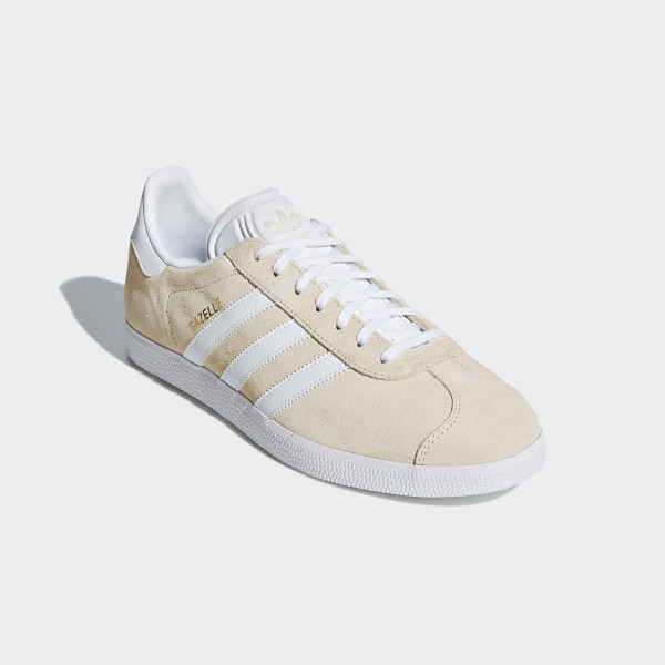 Zapatilla Gazelle Linen / Ftwr White / Ftwr White B41646