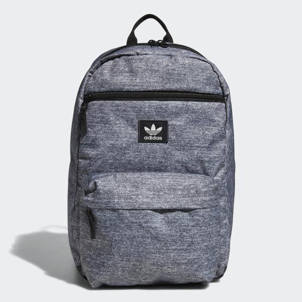 adidas national backpack grey adidas us