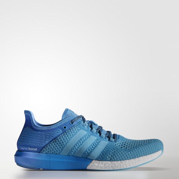 1b6ac84fe1f6 ... Men s Climachill Cosmic Boost Shoes Solar Blue Solar Blue Core Black  B44080 ...