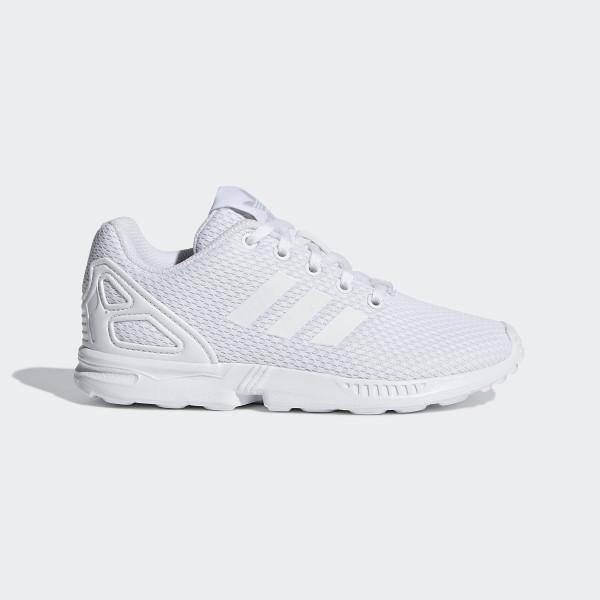 ca0bafe5ad293 Chaussure ZX Flux Ftwr White   Ftwr White   Ftwr White BB9103