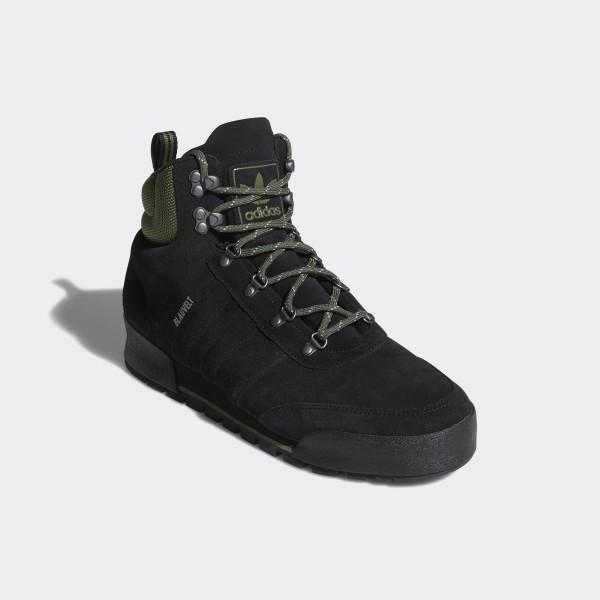 reputable site b6f92 fc5c3 Jake 2.0 Boots Core Black   Base Green   Core Black B41494. adidas  Snowboarding ...