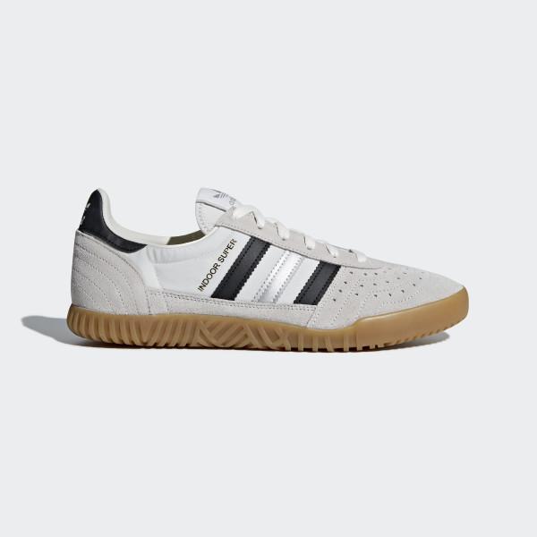 dccfd30d8fa Indoor Super Shoes Vintage White   Core Black   Matte Silver CQ2223. adidas  Originals ...