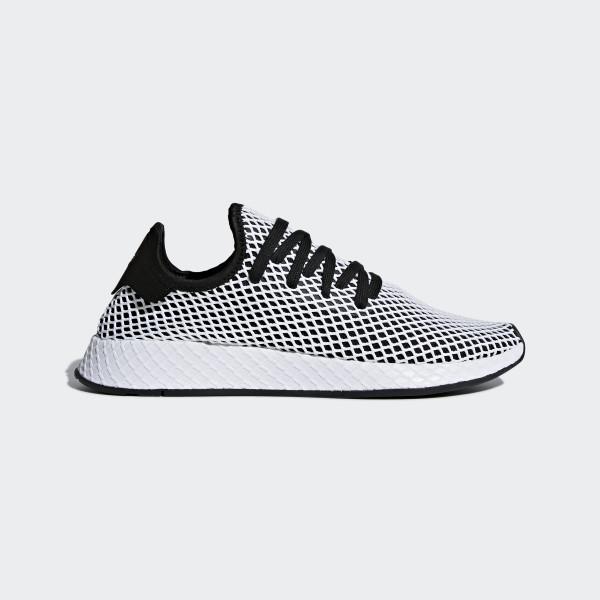 low priced fe439 c6469 Deerupt Runner Shoes Core Black   Core Black   Cloud White CQ2626. adidas  Yeezy Boost 350  Pirate Black. Hermosas zapatillas zapatillas de tenis 7 ...