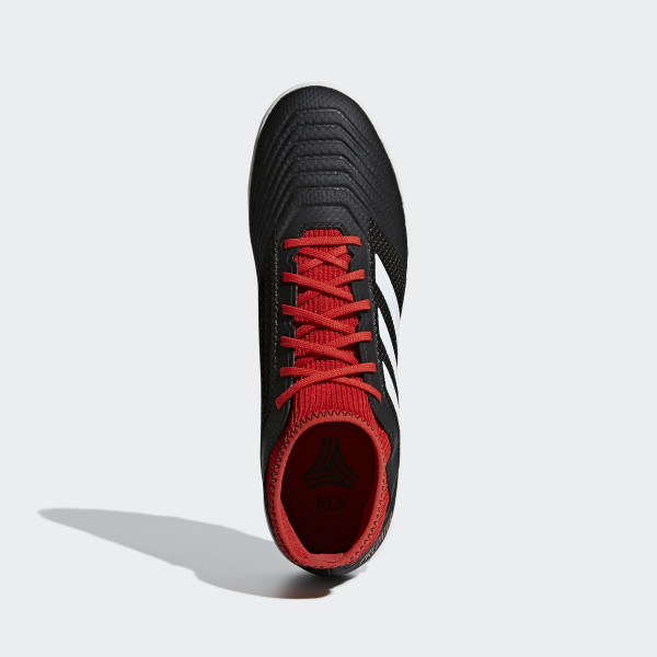 finest selection 2000f 16858 Predator Tango 18.3 Turf Boots Core Black   Ftwr White   Solar Red DB2135