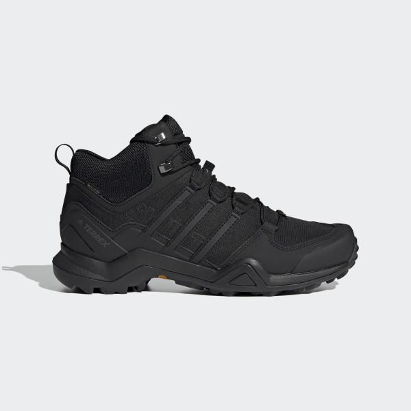 825f929a9e741 Terrex Swift R2 Mid GTX Shoes Core Black   Core Black   Core Black CM7500