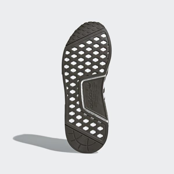 NMD_R1 Shoes Trace Grey Metallic / Trace Grey Metallic / Cloud White CQ2412