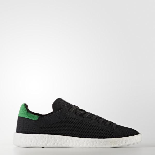 reputable site b37f0 588d1 adidas Stan Smith Boost Primeknit Shoes - Black | adidas Switzerland
