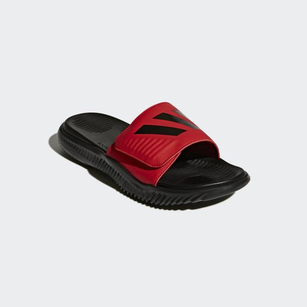 adidas alphabounce basketball slides red adidas us